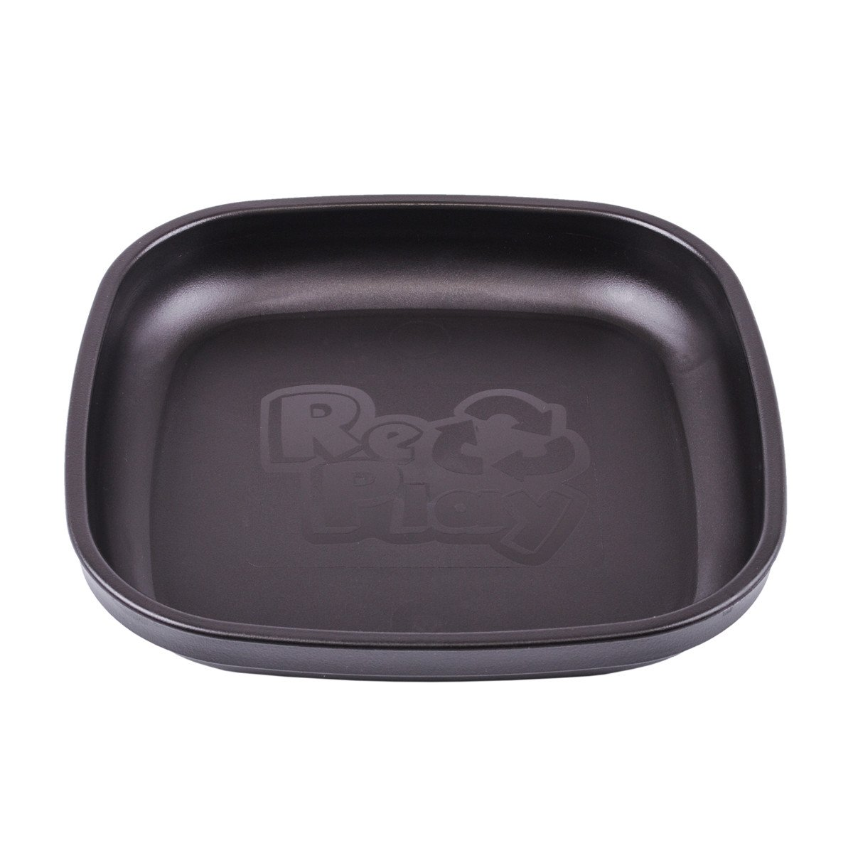 Replay Plate Replay Dinnerware Black at Little Earth Nest Eco Shop