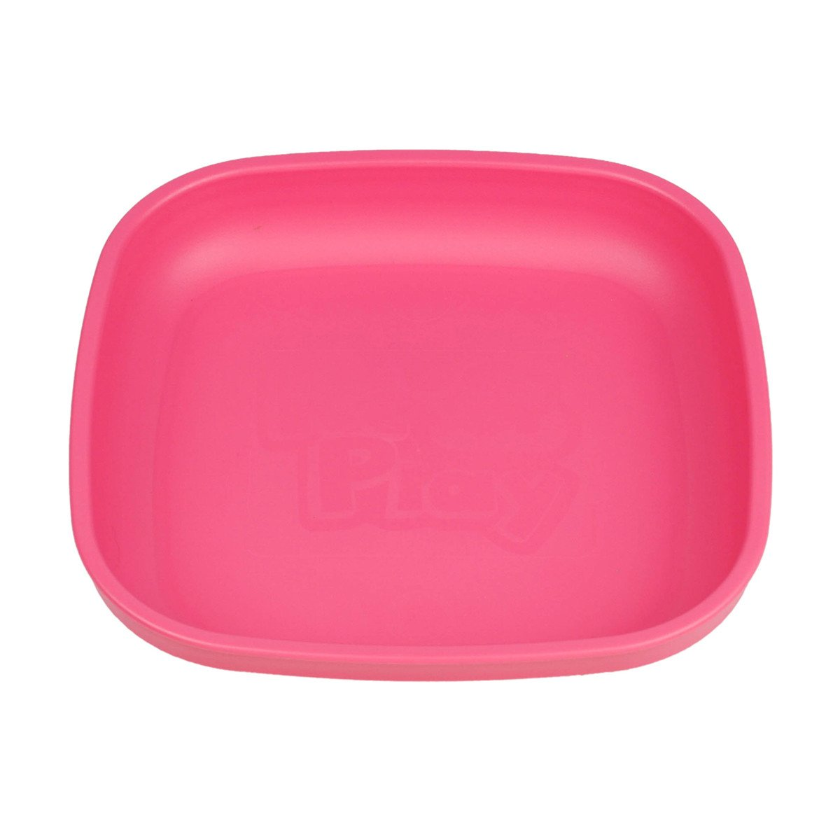 Replay Plate Replay Dinnerware Bright Pink at Little Earth Nest Eco Shop