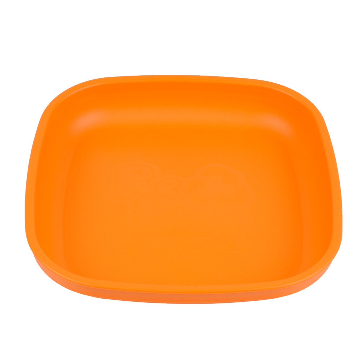 Replay Plate Replay Dinnerware Orange at Little Earth Nest Eco Shop
