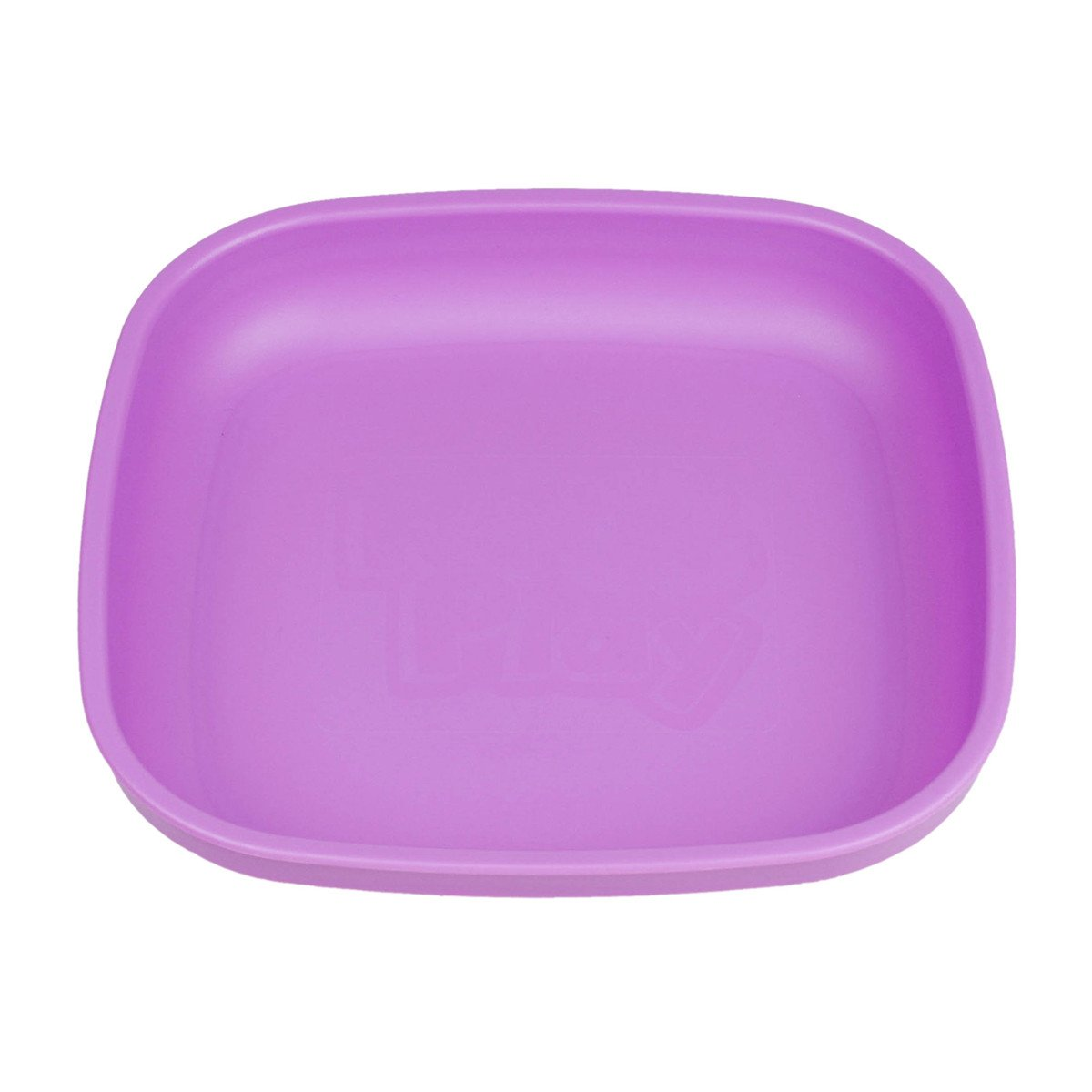 Replay Plate Replay Dinnerware Purple at Little Earth Nest Eco Shop