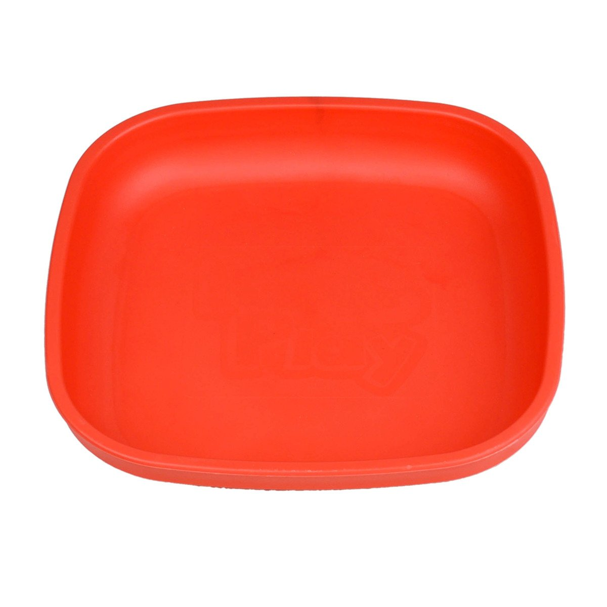 Replay Plate Replay Dinnerware Red at Little Earth Nest Eco Shop