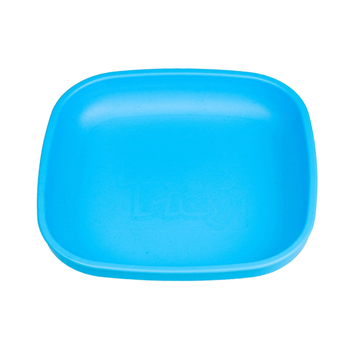 Replay Plate Replay Dinnerware Sky Blue at Little Earth Nest Eco Shop