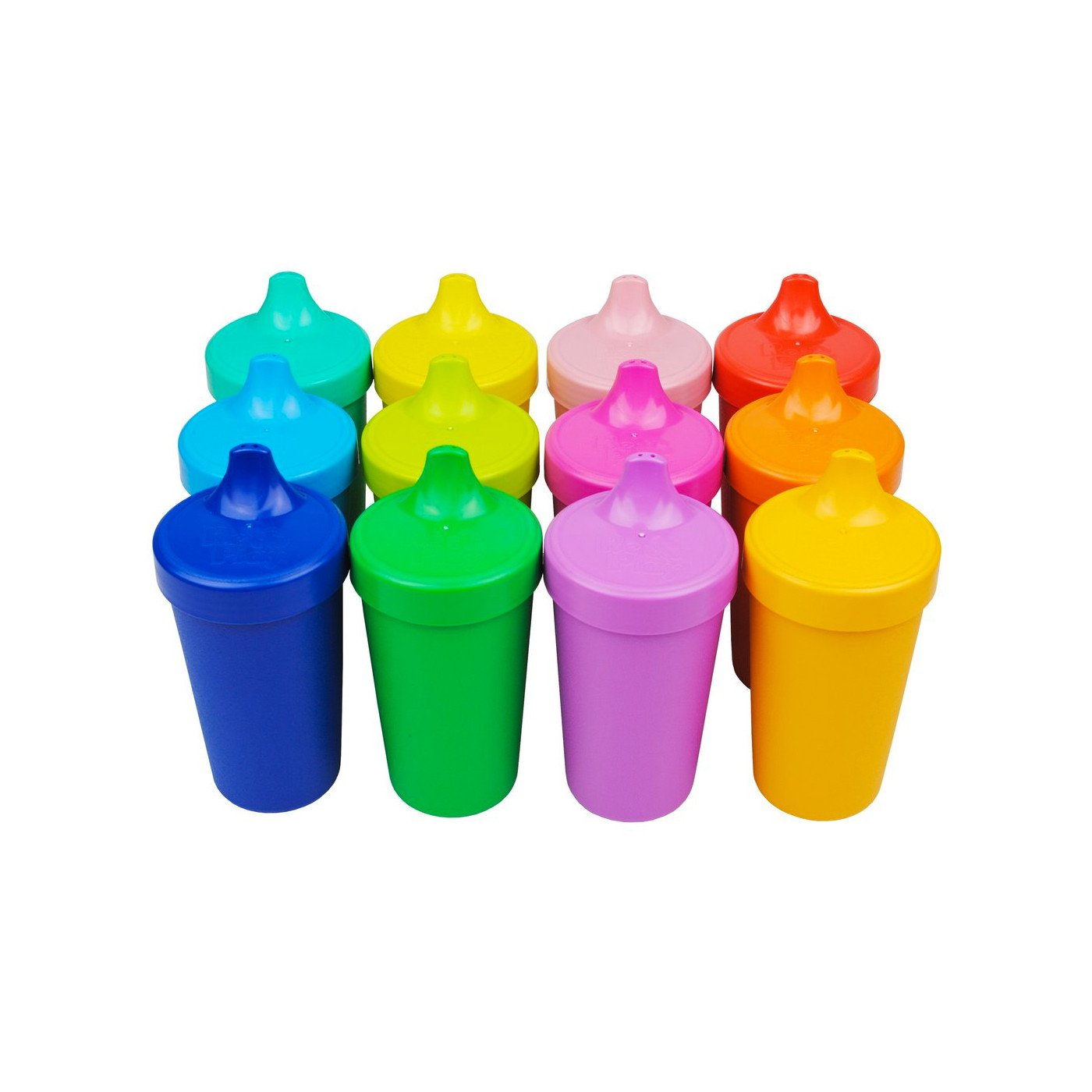 Replay 12 Piece Sets Rainbow Replay Dinnerware Sippy Cup at Little Earth Nest Eco Shop