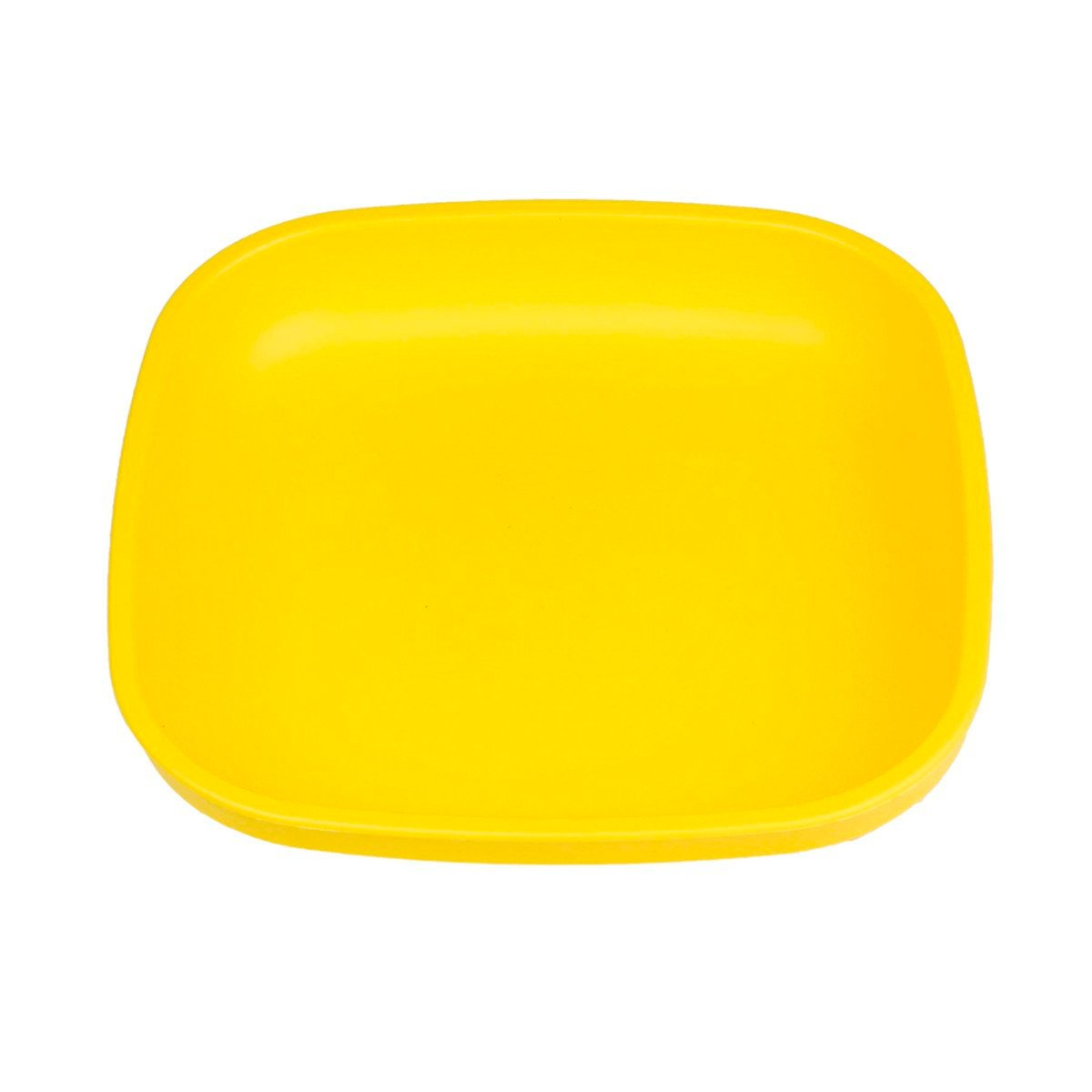 Replay Plate Replay Dinnerware Yellow at Little Earth Nest Eco Shop
