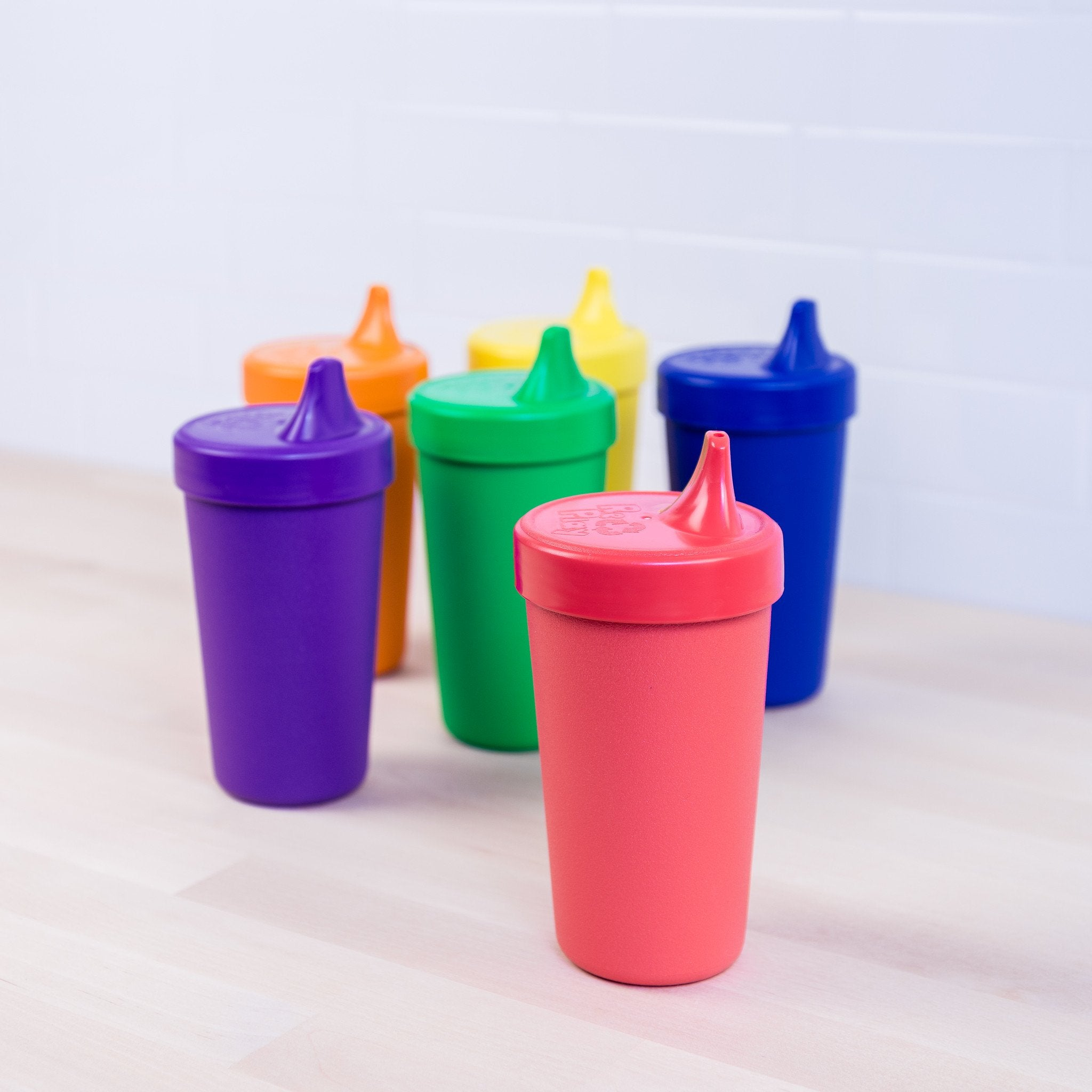 Replay 6 Piece Sets Crayon Box Replay Dinnerware at Little Earth Nest Eco Shop
