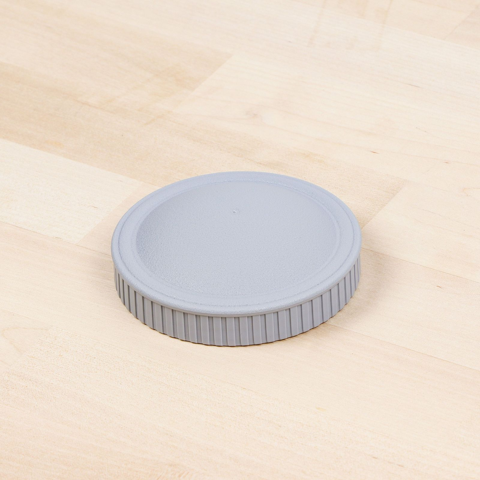 Replay Spare Snack Stack Lids Replay Dinnerware Grey at Little Earth Nest Eco Shop