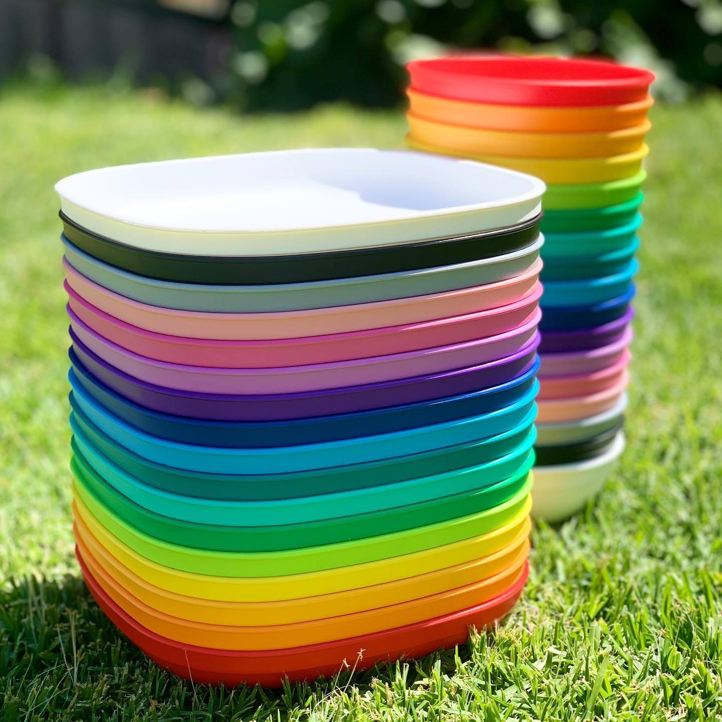 Replay Large Plate Replay Dinnerware at Little Earth Nest Eco Shop