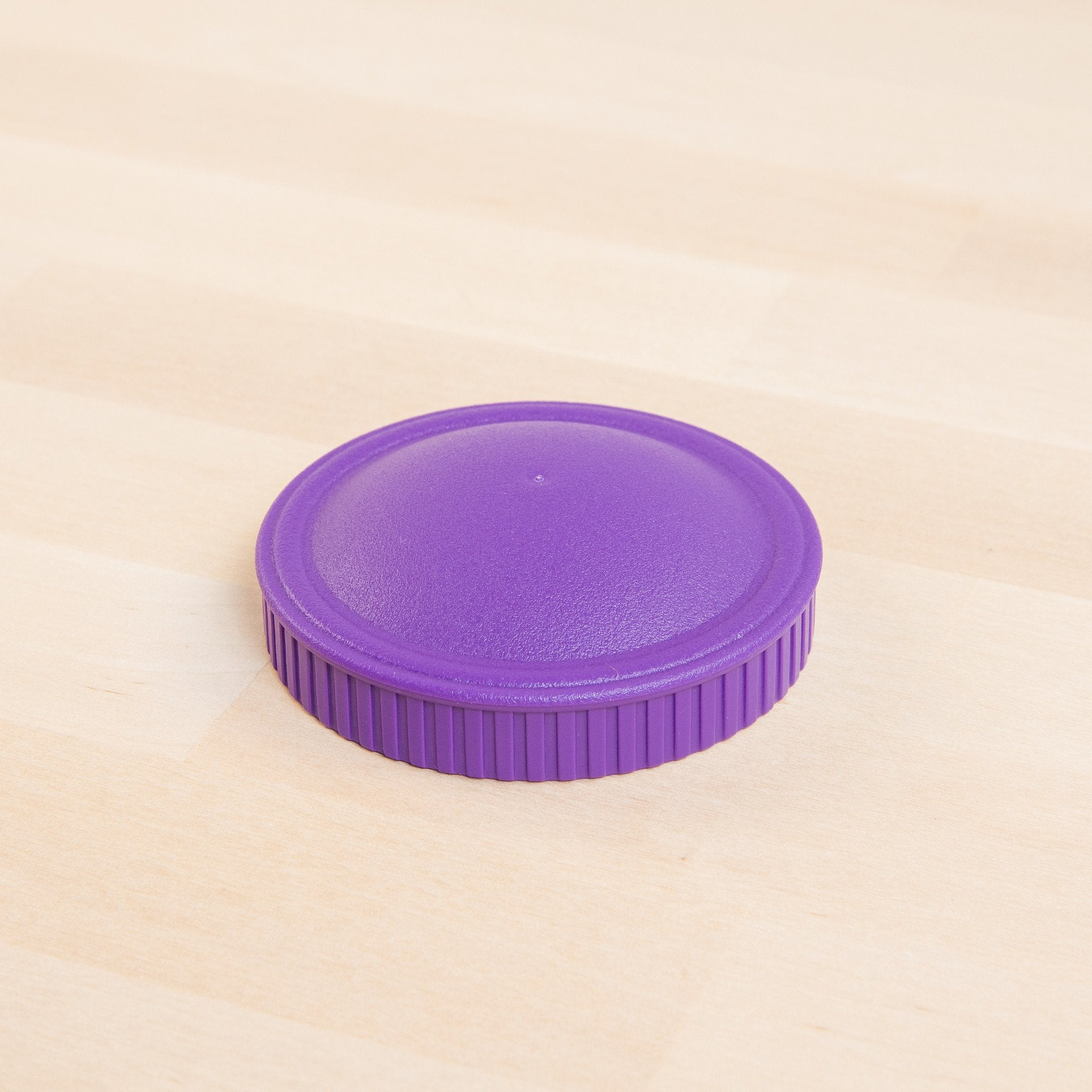 Replay Spare Snack Stack Lids Replay Dinnerware Amethyst at Little Earth Nest Eco Shop