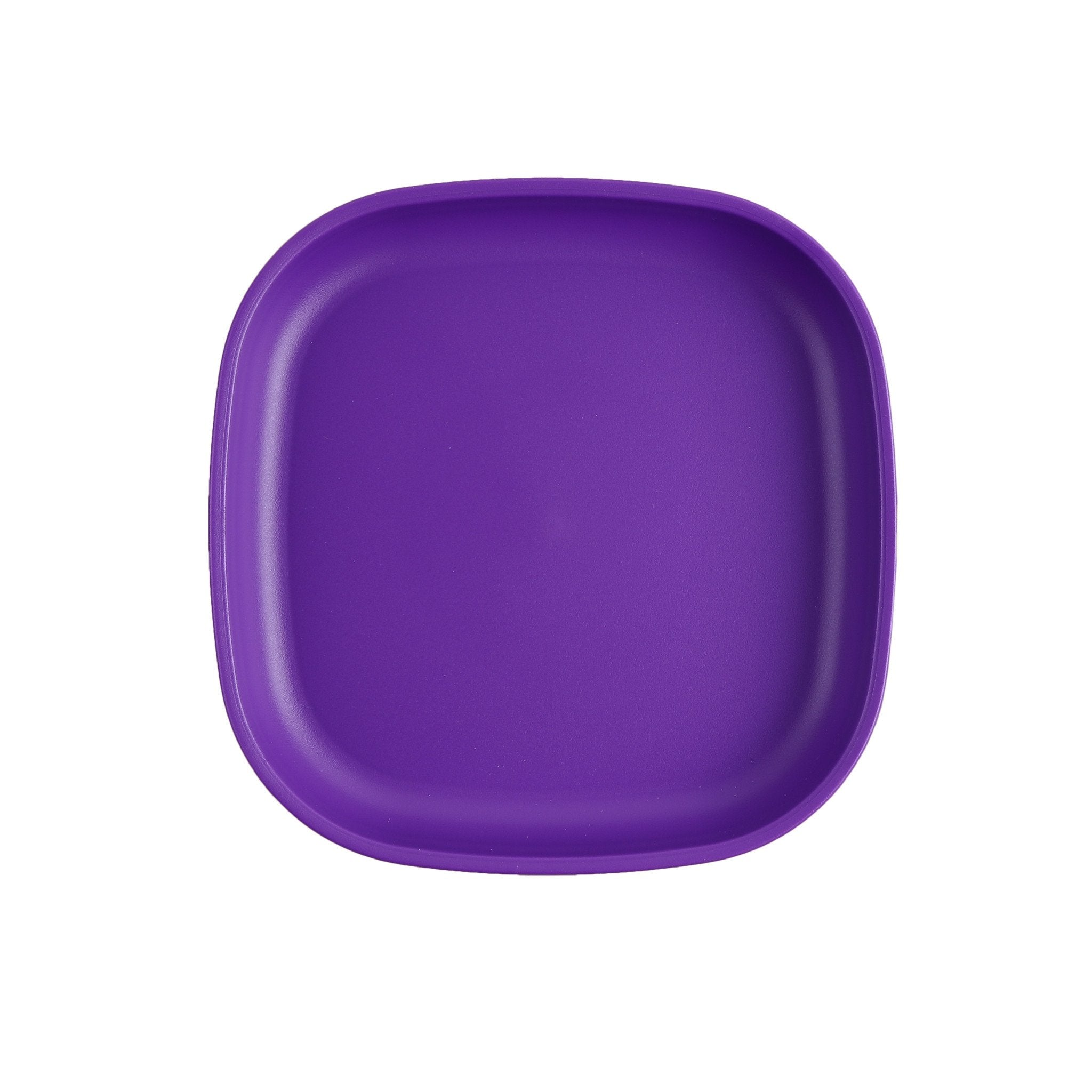 Replay Large Plate Replay Dinnerware Amethyst at Little Earth Nest Eco Shop