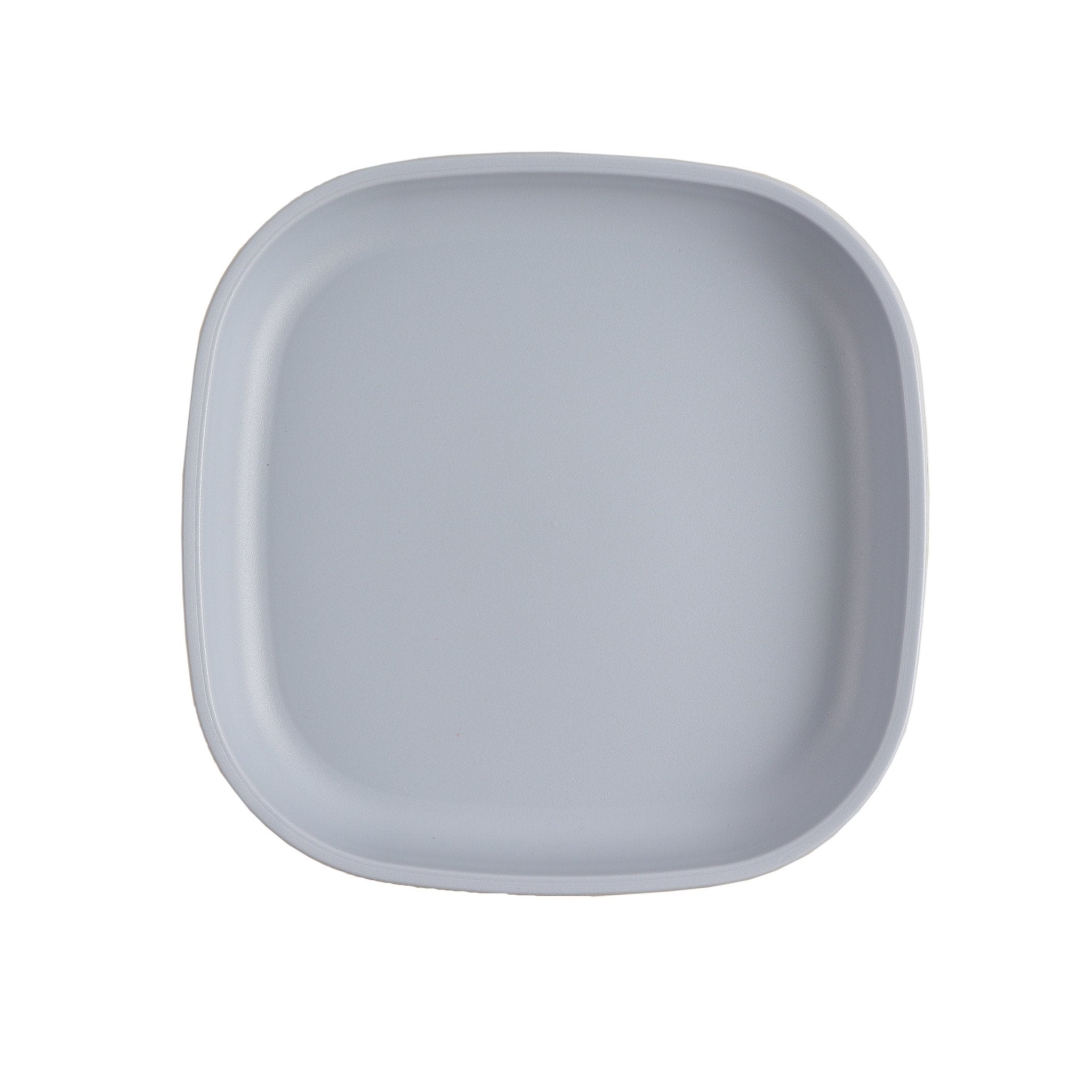 Replay Large Plate Replay Dinnerware Grey at Little Earth Nest Eco Shop