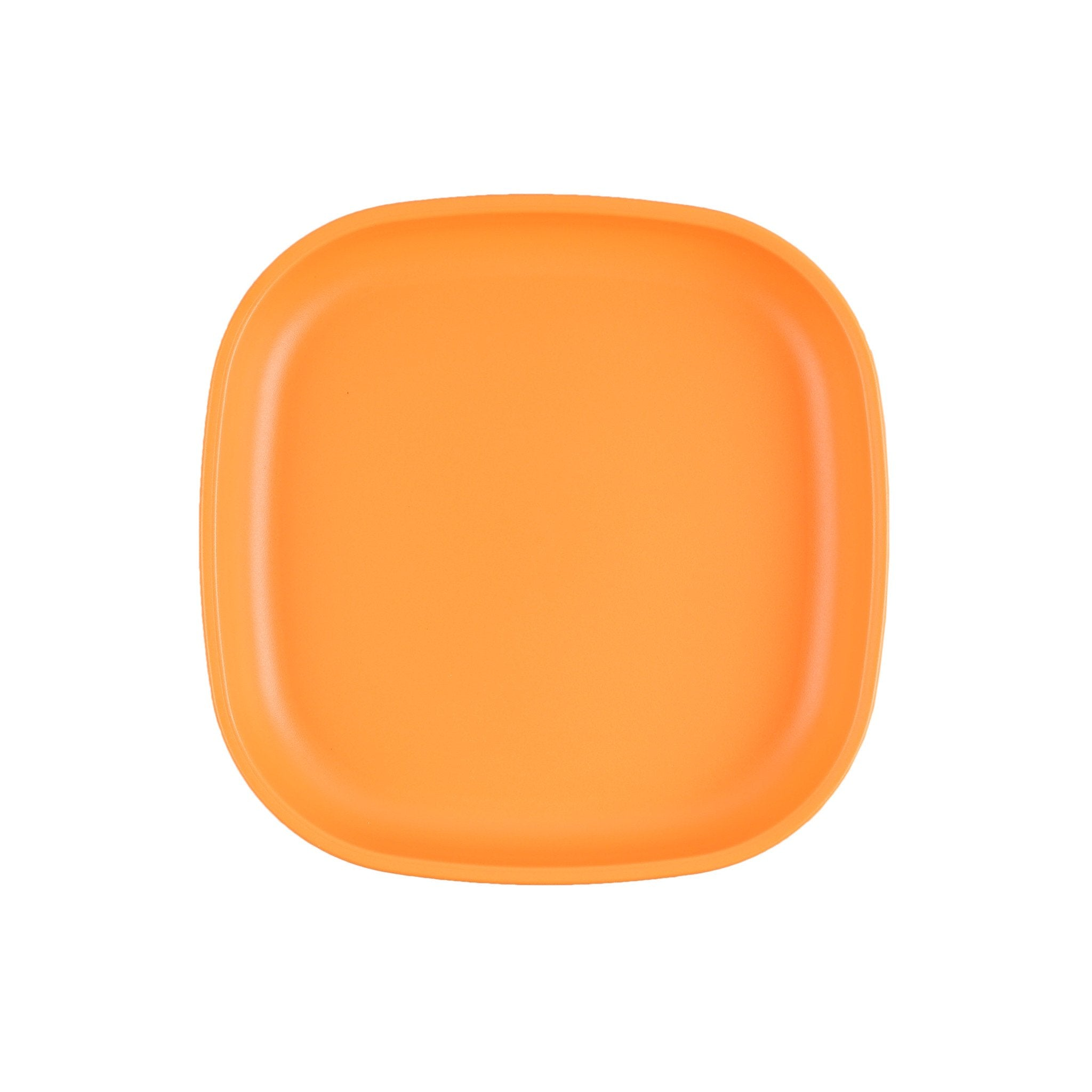 Replay Large Plate Replay Dinnerware Orange at Little Earth Nest Eco Shop
