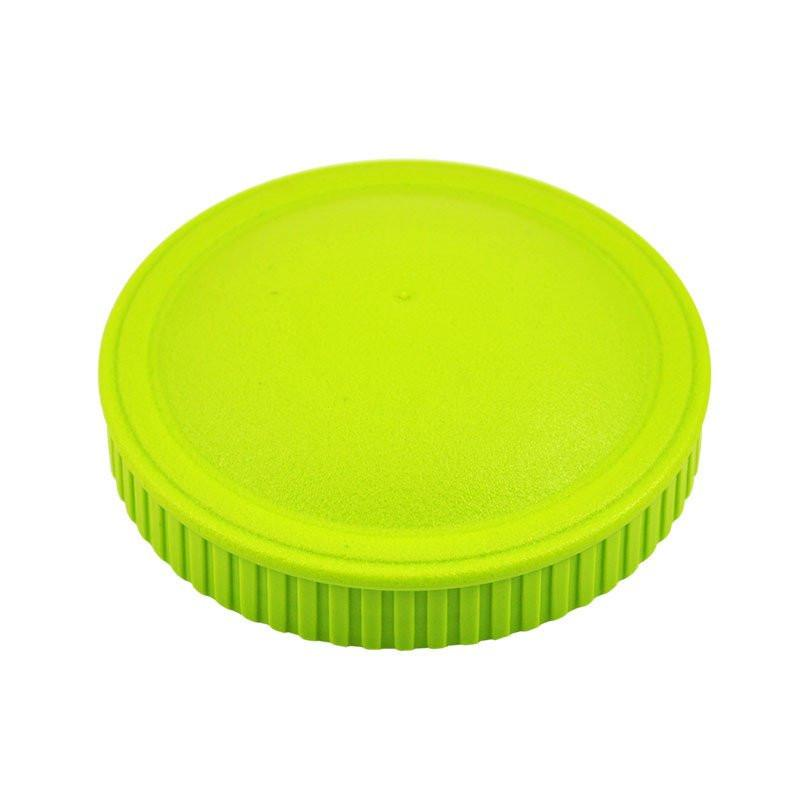 Replay Spare Snack Stack Lids Replay Dinnerware Green at Little Earth Nest Eco Shop