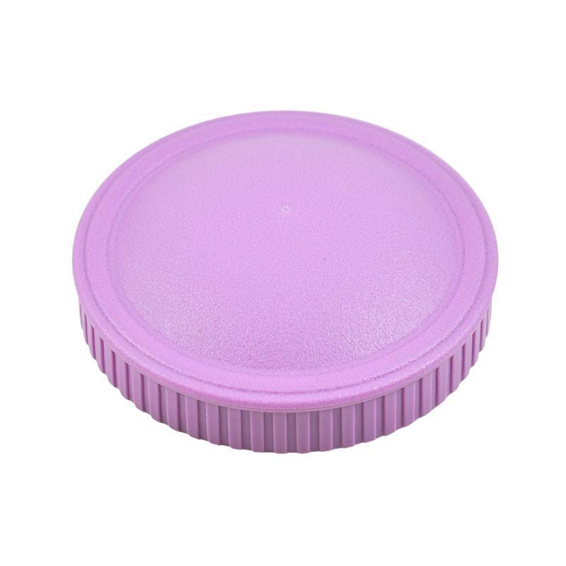 Replay Spare Snack Stack Lids Replay Dinnerware Purple at Little Earth Nest Eco Shop