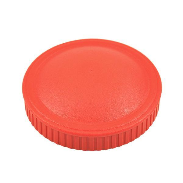 Replay Spare Snack Stack Lids Replay Dinnerware Red at Little Earth Nest Eco Shop
