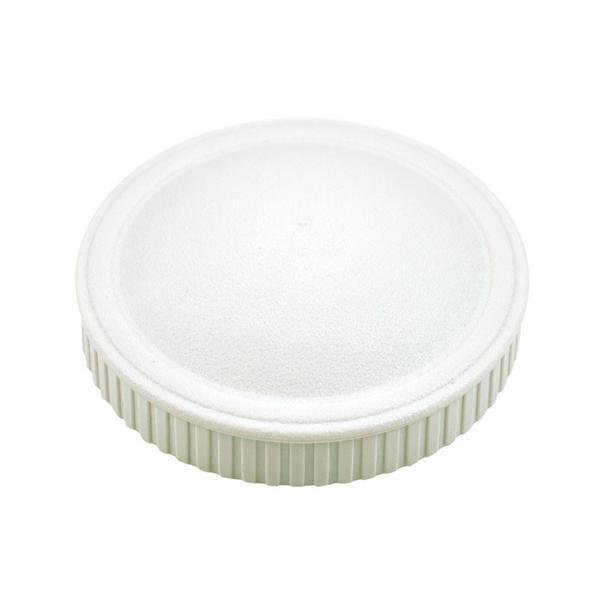 Replay Spare Snack Stack Lids Replay Dinnerware White at Little Earth Nest Eco Shop