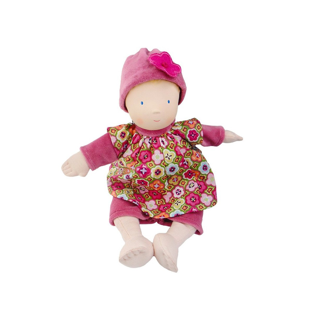 Ruby Natural Rubber Baby Doll Little Earth Nest Dolls, Playsets & Toy Figures at Little Earth Nest Eco Shop