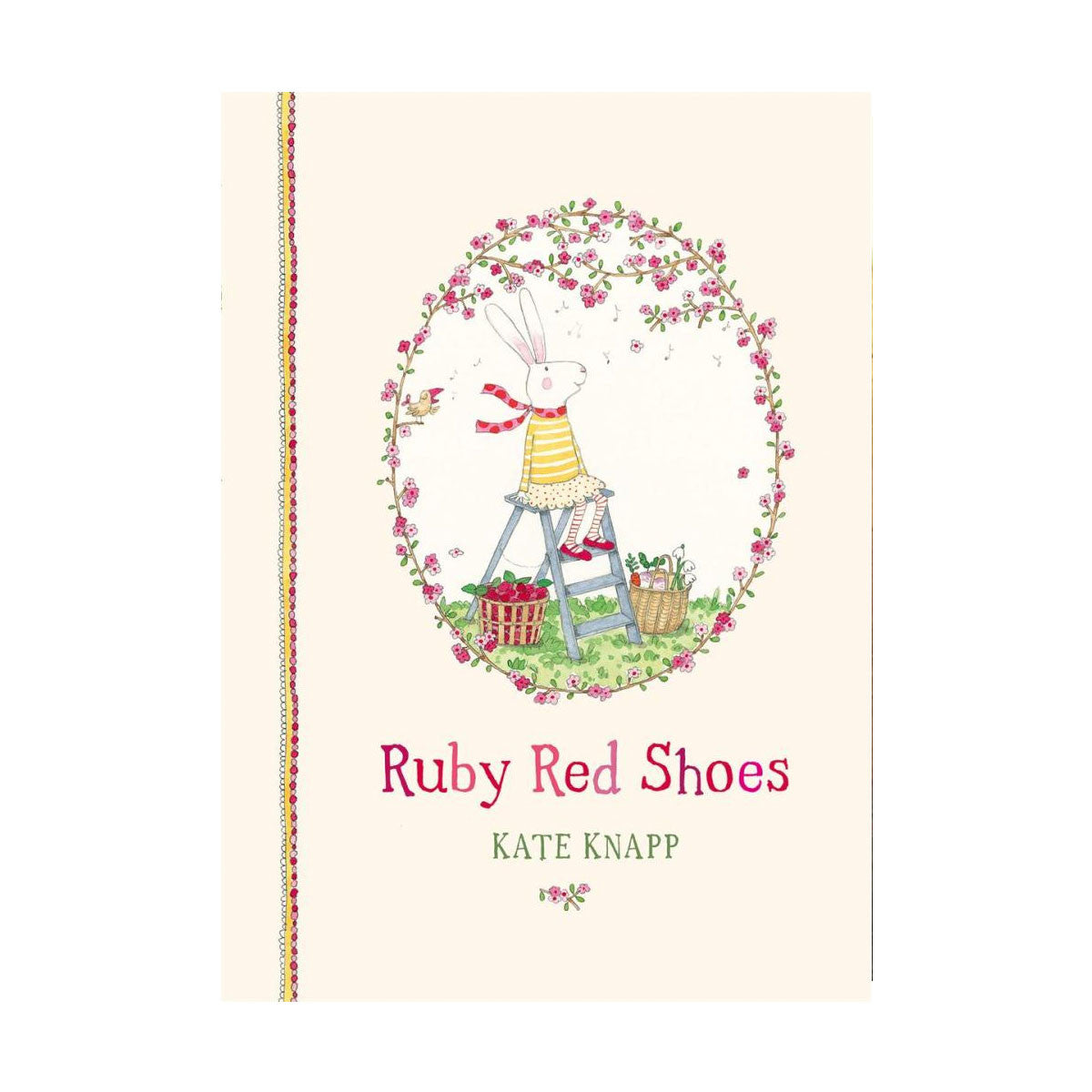 Ruby Red Shoes Book Little Earth Nest Books at Little Earth Nest Eco Shop