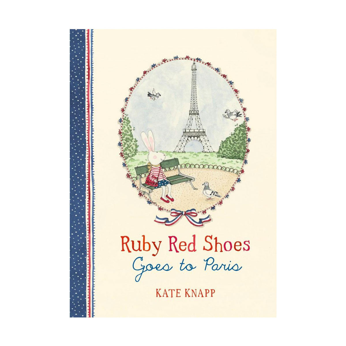 Ruby Red Shoes Goes To Paris Book Little Earth Nest Books at Little Earth Nest Eco Shop