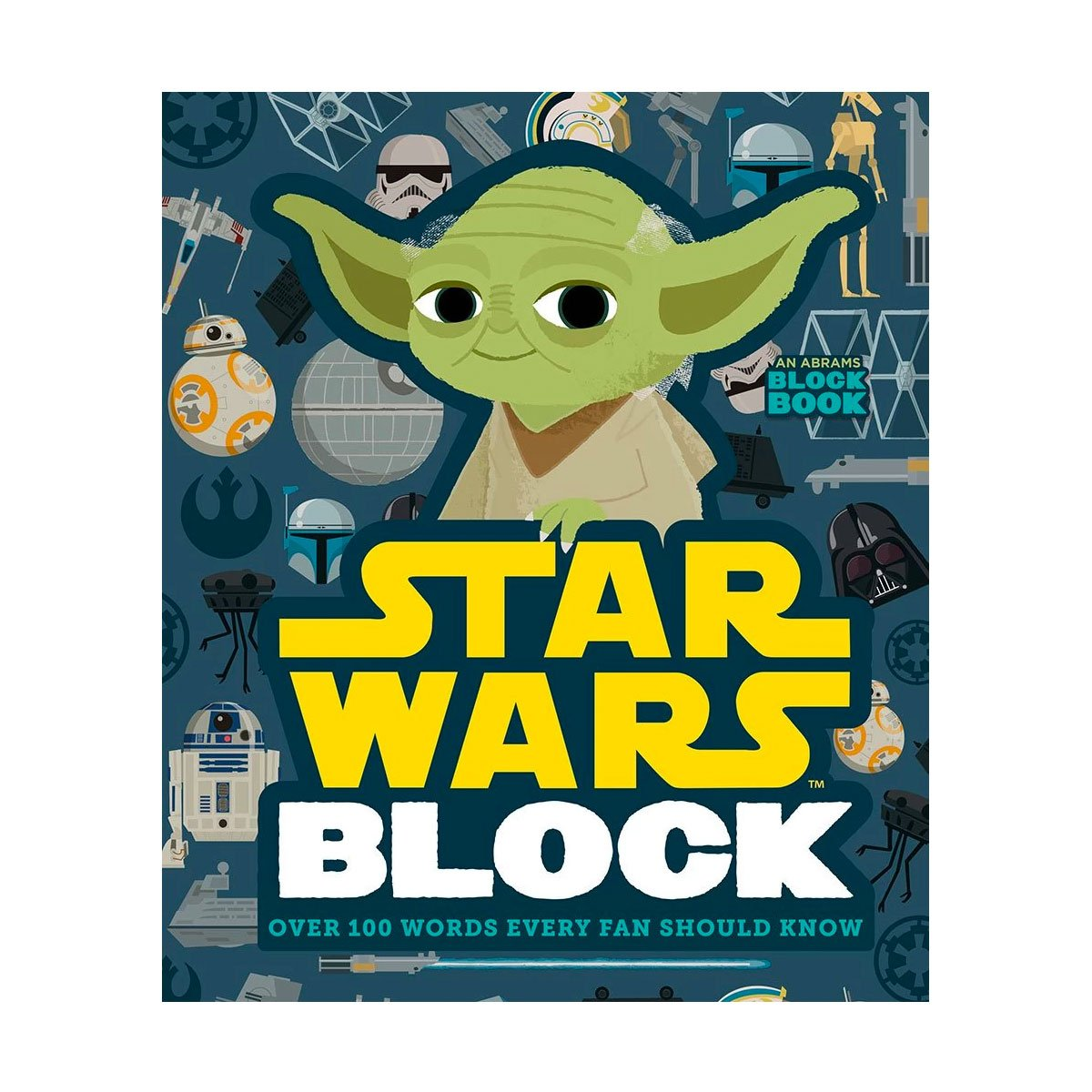 Star Wars Block Book Little Earth Nest Books at Little Earth Nest Eco Shop