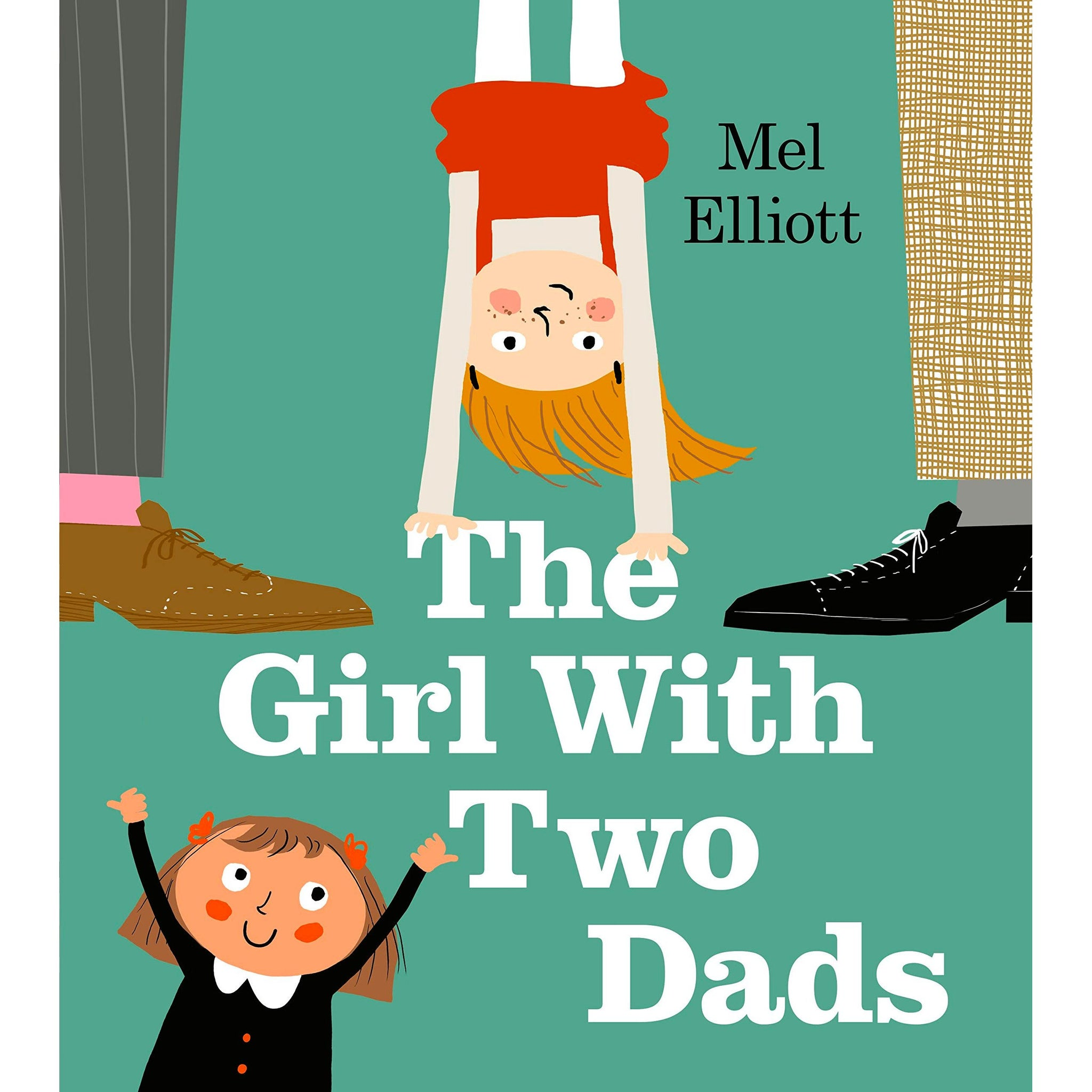 The Girl With 2 Dads Not specified Books at Little Earth Nest Eco Shop