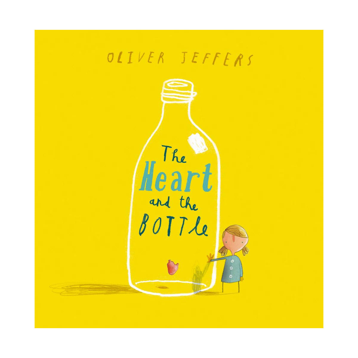 The Heart and The Bottle Book   - Little Earth Nest - Little Earth Nest