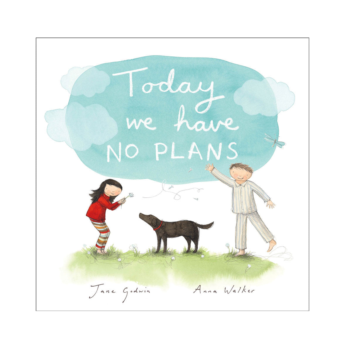 Today we have No Plans Book   - Little Earth Nest - Little Earth Nest