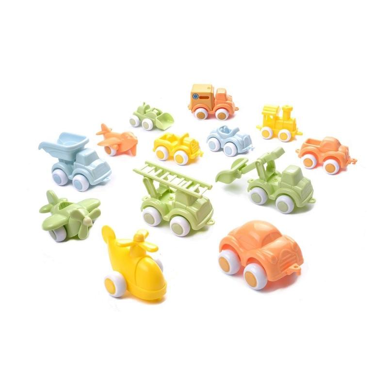 Mini Vehicles By Viking Eco Toys Modern Brand Toy Cars at Little Earth Nest Eco Shop