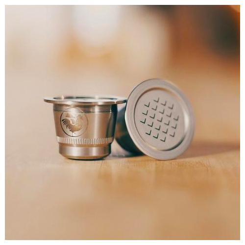 Waycap Reusable Stainless Coffee Pods Waycap Lifestyle at Little Earth Nest Eco Shop
