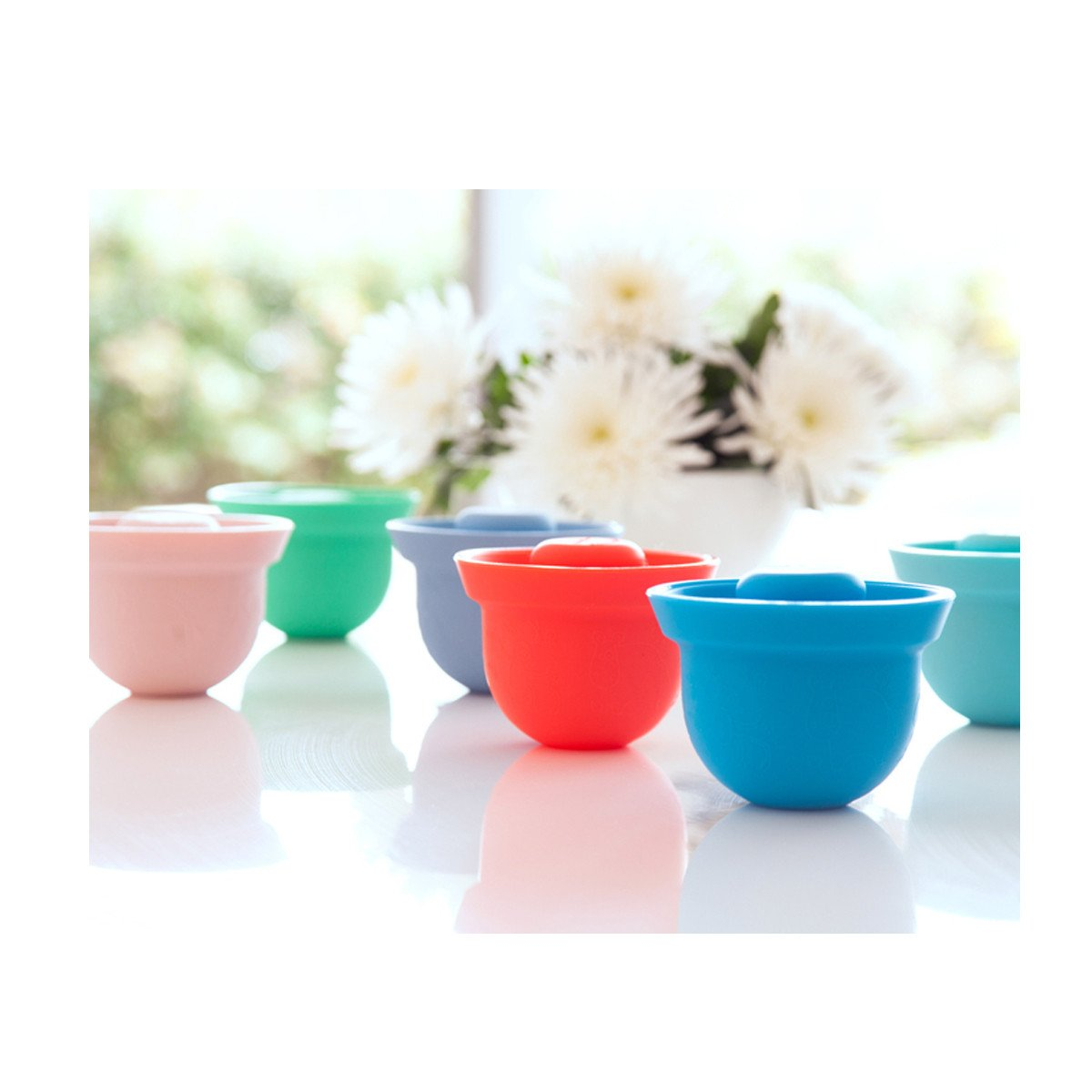 Wean Meister Pack of 2 Adora Bowls Wean Meister Baby Feeding at Little Earth Nest Eco Shop