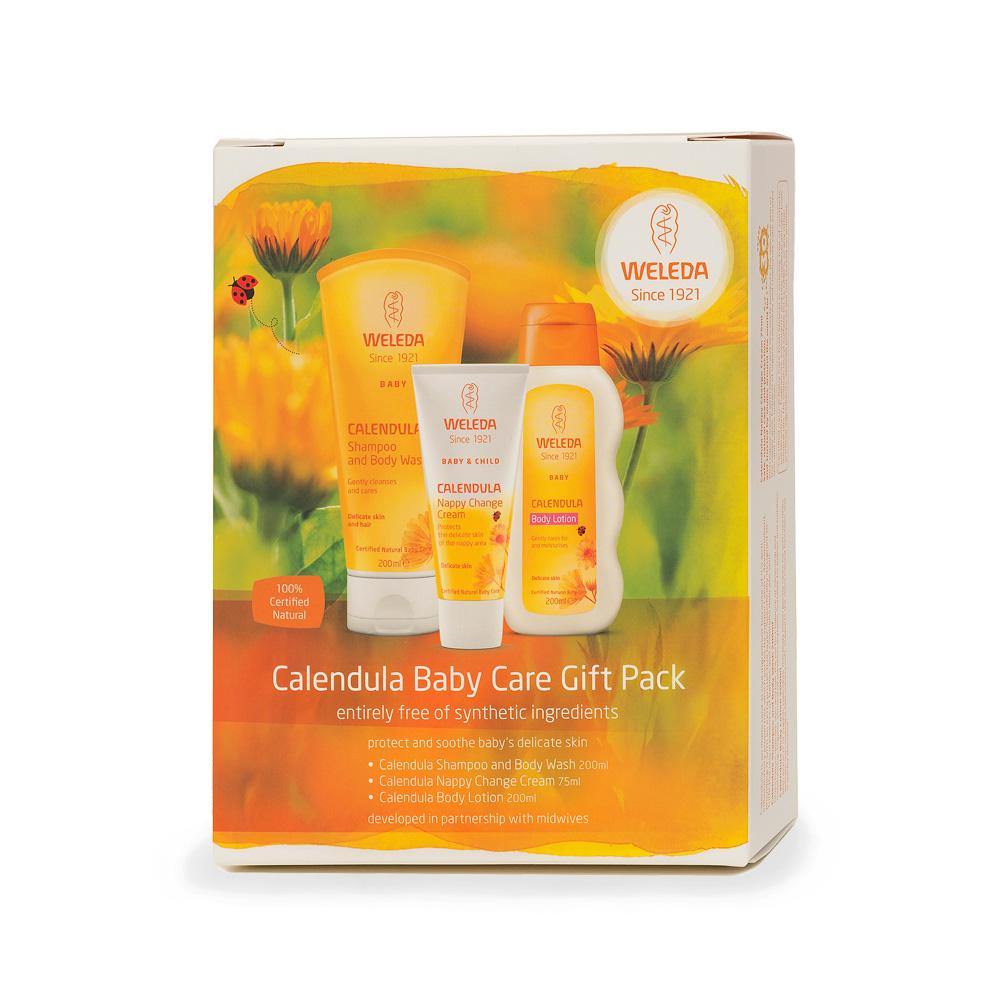 Weleda Baby Care Gift Pack Weleda Bath and Body at Little Earth Nest Eco Shop