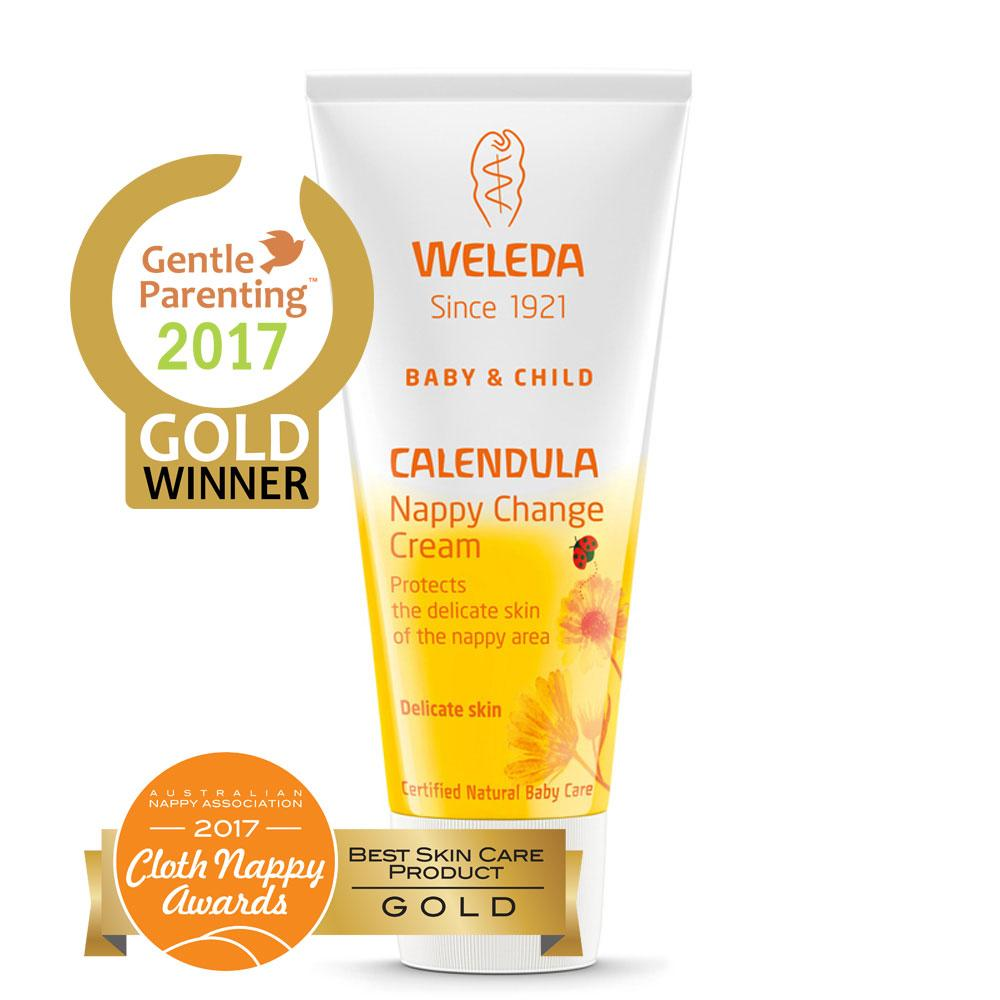 Weleda Calendula Nappy Cream Weleda Nappy Rash Treatments at Little Earth Nest Eco Shop