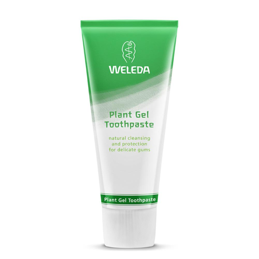 Weleda Plant Gel Toothpaste 75ml Weleda Toothpaste at Little Earth Nest Eco Shop