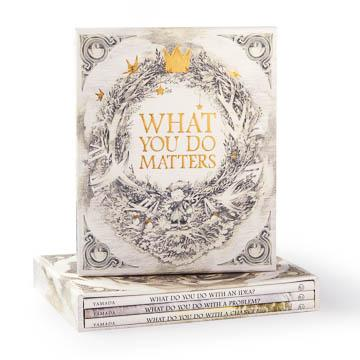 What You Do Matters Box Set Book Not specified Books at Little Earth Nest Eco Shop