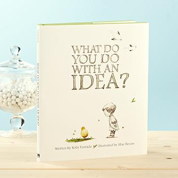 What Do You Do With an Idea Book Not specified Books at Little Earth Nest Eco Shop
