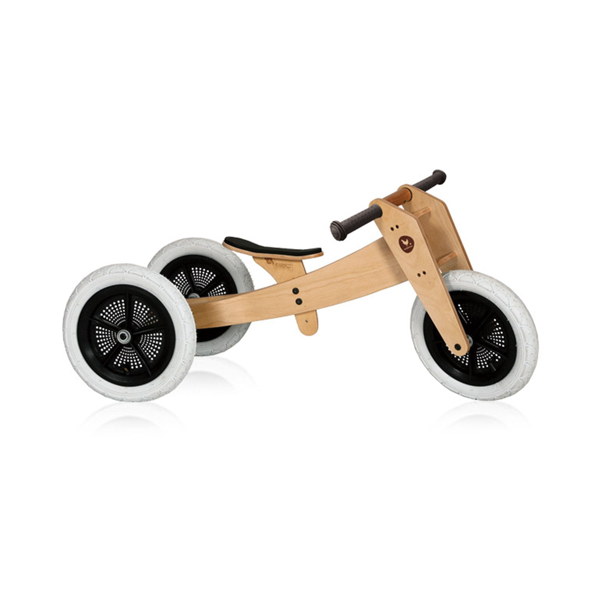 Wishbone Balance Bike Original Classic Wishbone Australia Bicycles 3-in-1 at Little Earth Nest Eco Shop