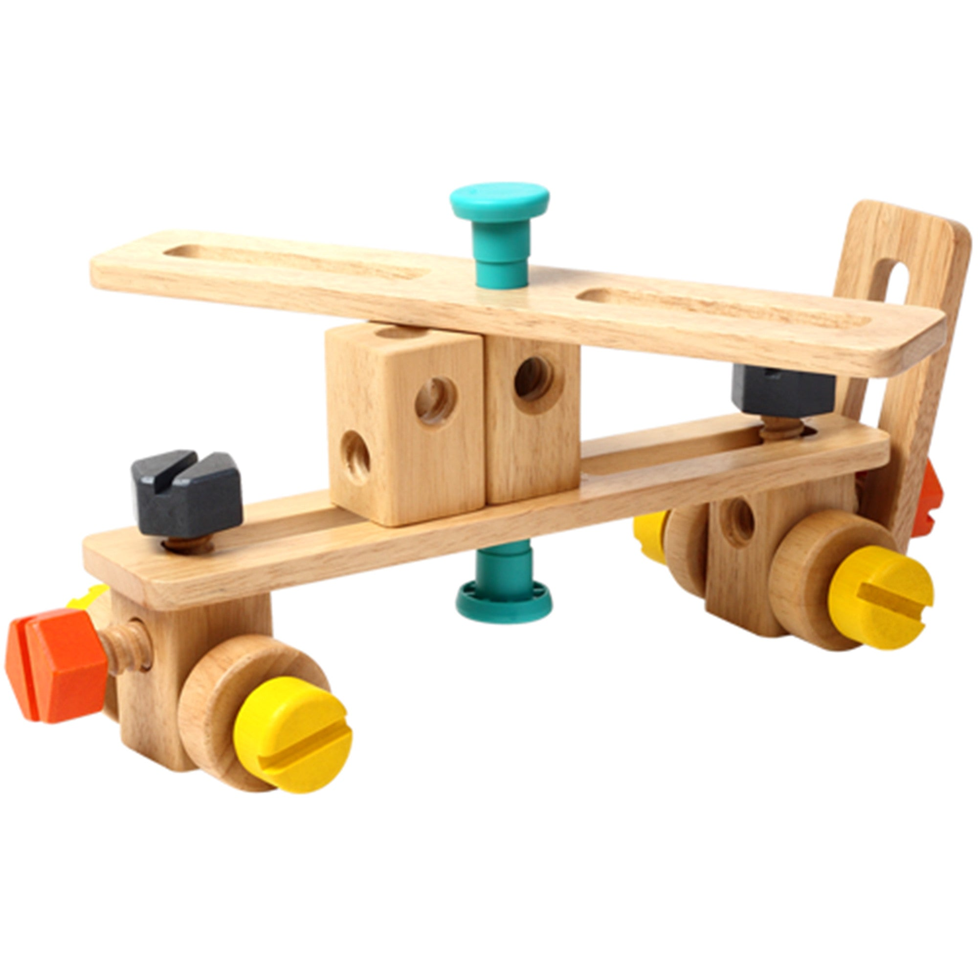 Wooden Toys Product : Wooden toy workbench little earth nest
