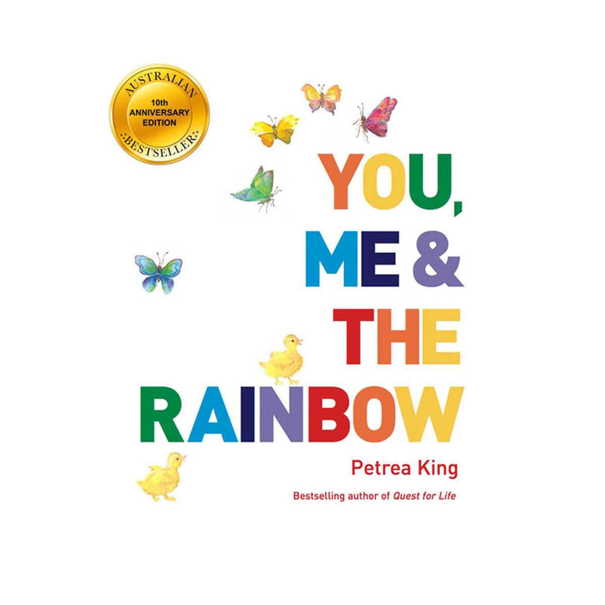 You Me and The Rainbow Book   - Little Earth Nest - Little Earth Nest
