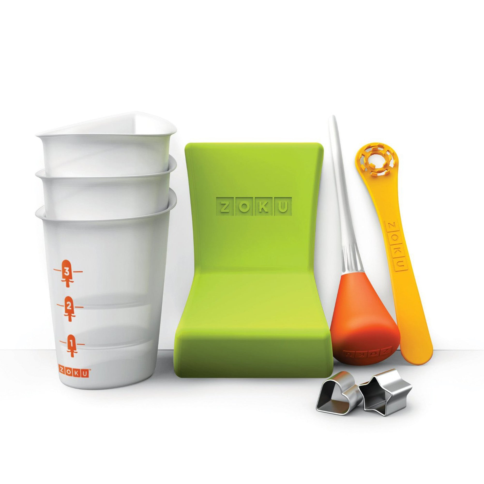 Zoku Quick Pop Maker Tool Set   - Zoku - Little Earth Nest