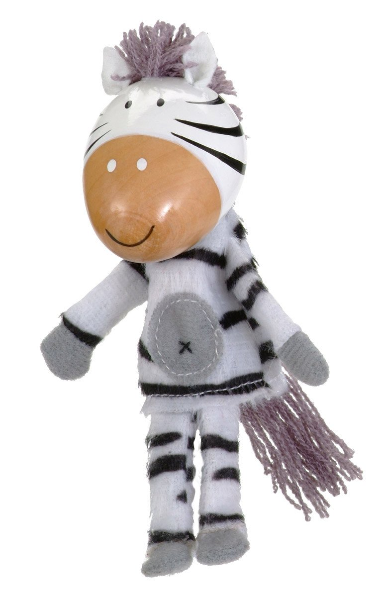Boutique Finger Puppets Fiesta Crafts Toys at Little Earth Nest Eco Shop