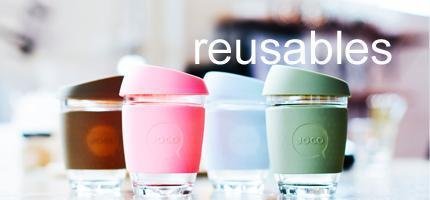 Reusable Coffee Cups - Low Waste Living
