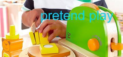 Pretend Play Wooden Toys