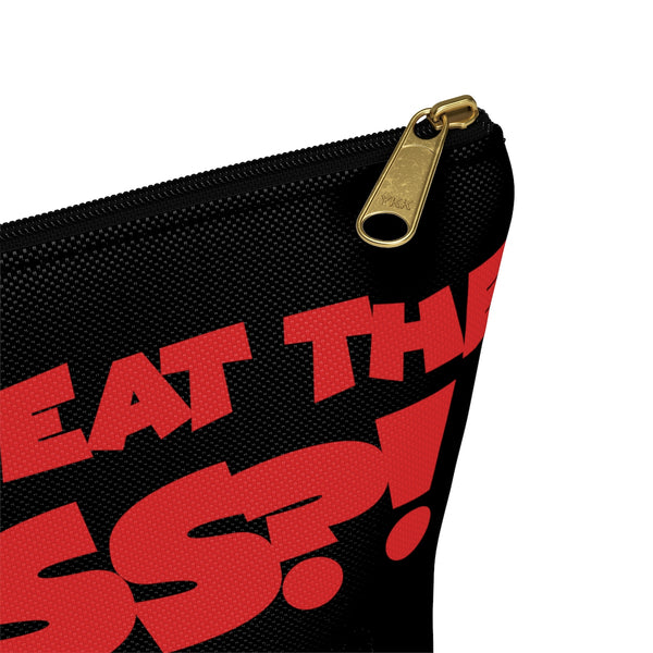 Eat Ass - Pouch - Shop Naughty AlwaysGay Clothing, Bags & Accessories
