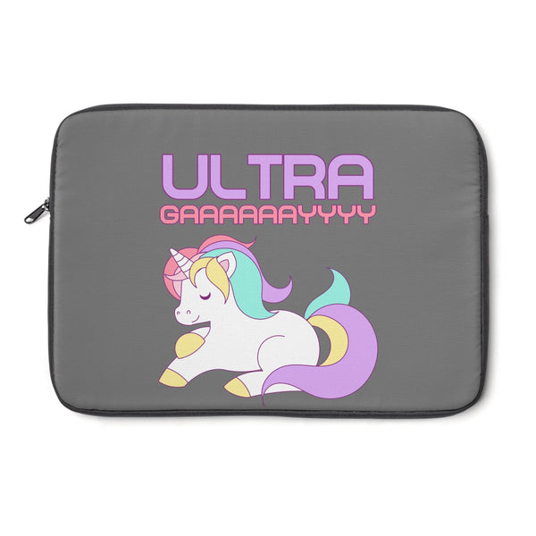 Ultra Gay - Laptop Sleeve - Shop Naughty AlwaysGay Clothing, Bags & Accessories