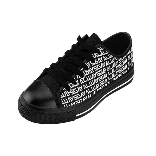 AlwaysGay - Men's Sneakers - Shop Naughty AlwaysGay Clothing, Bags & Accessories