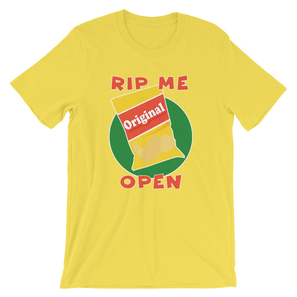 Rip Me - T-Shirt - Shop Naughty AlwaysGay Clothing, Bags & Accessories
