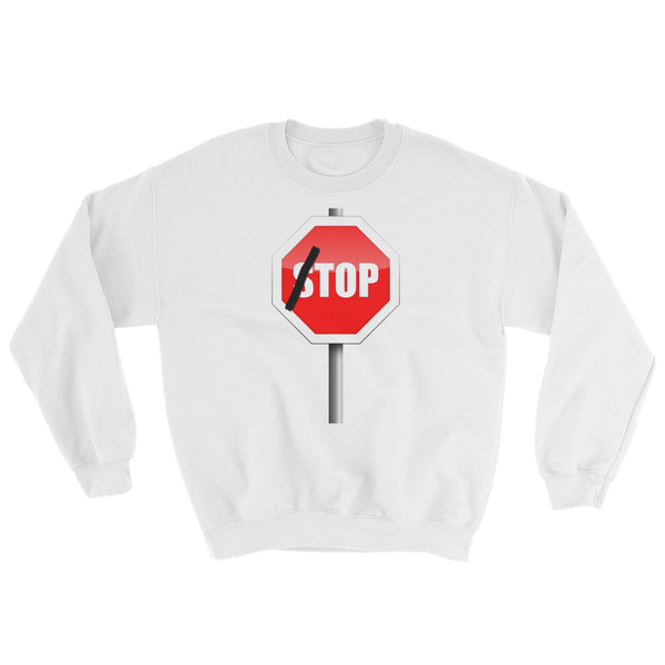 Top Sign - Sweatshirt - Shop Naughty AlwaysGay Clothing, Bags & Accessories