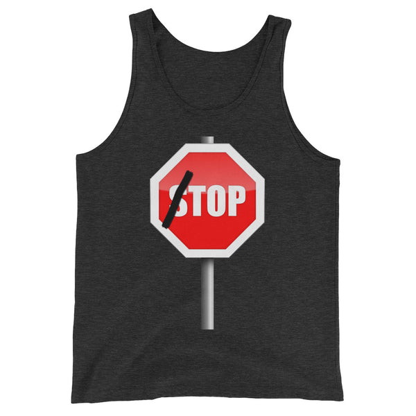 Top Sign - Tank Top - Shop Naughty AlwaysGay Clothing, Bags & Accessories