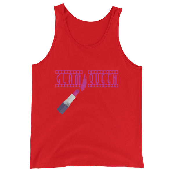 Glam Queen - Tank Top - Shop Naughty AlwaysGay Clothing, Bags & Accessories