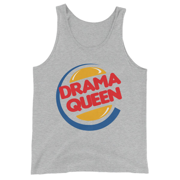 Drama Queen - Tank Top - Shop Naughty AlwaysGay Clothing, Bags & Accessories