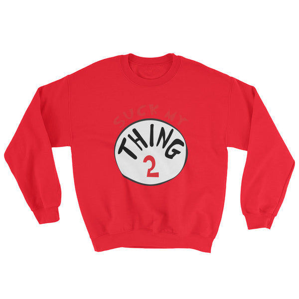 Thing 2 - Sweatshirt - Shop Naughty AlwaysGay Clothing, Bags & Accessories